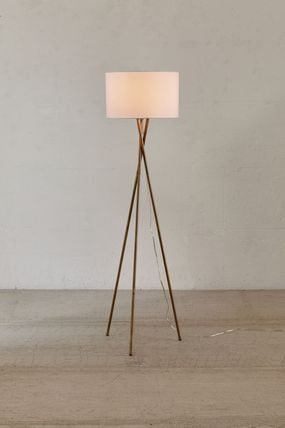 Urban Outfitters Unisex Gold Furniture Lighting