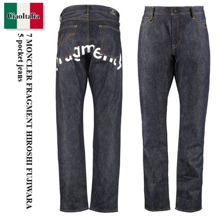 MONCLER More Jeans Jeans