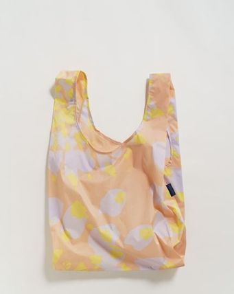 Nylon Tie-dye Bag in Bag Shoppers
