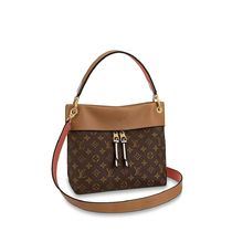 Louis Vuitton TUILERIES Monogram Casual Style 2WAY Leather Logo Shoulder Bags