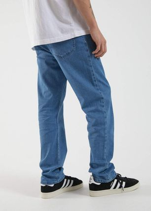 AFENDS More Jeans Street Style Plain Cotton Logo Jeans 3