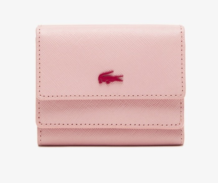 shop lacoste wallets & card holders
