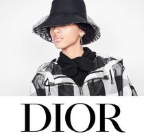 Christian Dior Bucket Hats Keychains & Bag Charms