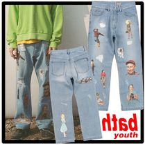 YOUTHBATH Street Style Jeans