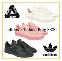 Palace Skateboards Street Style Sneakers