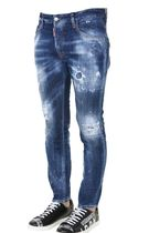 D SQUARED2 More Jeans Street Style Cotton Jeans 7