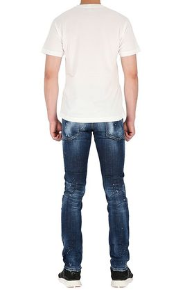 D SQUARED2 More Jeans Street Style Cotton Jeans 3
