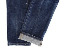D SQUARED2 More Jeans Street Style Cotton Jeans 8