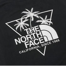 THE NORTH FACE Tanks Street Style Logo Outdoor Tanks 11