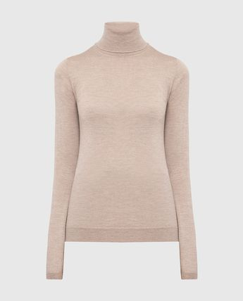 BRUNELLO CUCINELLI Casual Style Long Sleeves Plain Office Style Elegant Style