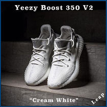 Yeezy Street Style Collaboration Plain Sneakers