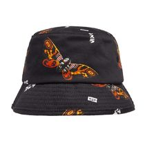 HUF Street Style Collaboration Bucket Hats Wide-brimmed Hats