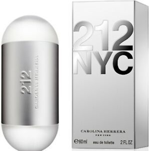 Carolina Herrera 212 For Women 2.0oz/60mlEau De Toilette