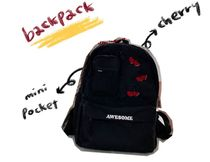 MAZZZZY Casual Style Unisex Street Style A4 Backpacks
