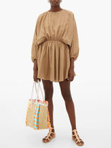 SOPHIA WEBSTER Bag in Bag Fringes Satchels