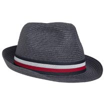 Tommy Hilfiger Unisex Street Style Straw Hats