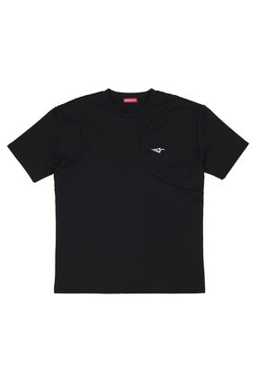 ANOTHERYOUTH More T-Shirts Unisex Street Style Short Sleeves Logo T-Shirts 2