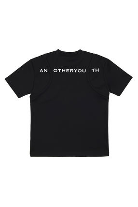 ANOTHERYOUTH More T-Shirts Unisex Street Style Short Sleeves Logo T-Shirts 3