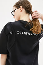 ANOTHERYOUTH More T-Shirts Unisex Street Style Short Sleeves Logo T-Shirts 9