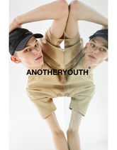 ANOTHERYOUTH More T-Shirts Unisex Street Style Short Sleeves Logo T-Shirts 16