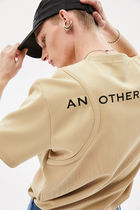 ANOTHERYOUTH More T-Shirts Unisex Street Style Short Sleeves Logo T-Shirts 18