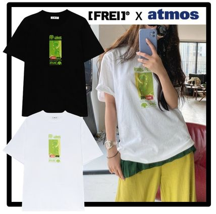 Unisex Street Style Short Sleeves T-Shirts