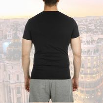 EMPORIO ARMANI V-Neck Short Sleeves V-Neck T-Shirts