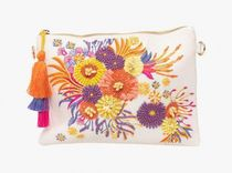 Lollipops Flower Patterns Casual Style 2WAY Elegant Style Clutches