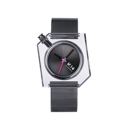 Unisex Quartz Watches Stainless Analog Watches