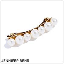 Jennifer behr Barettes Casual Style Handmade Party Style Office Style