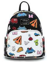 LOUNGE FLY Casual Style Collaboration Logo Backpacks