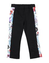 Emilio Pucci Blended Fabrics Street Style Kids Girl  Bottoms