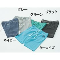 Ron Herman Plain Cotton Logo Shorts