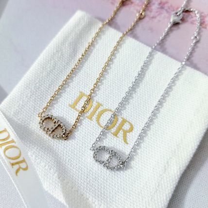 Christian Dior Casual Style Party Style Silver Elegant Style Formal Style