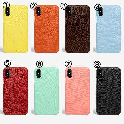 Leather Handmade iPhone X iPhone XS Smart Phone Cases