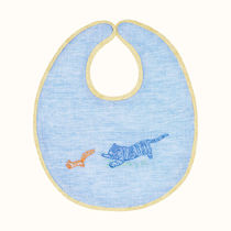 HERMES Baby Boy Bibs & Burp Cloths