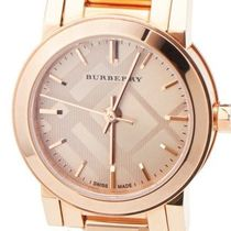 Burberry Quartz Watches Stainless Elegant Style Analog Watches