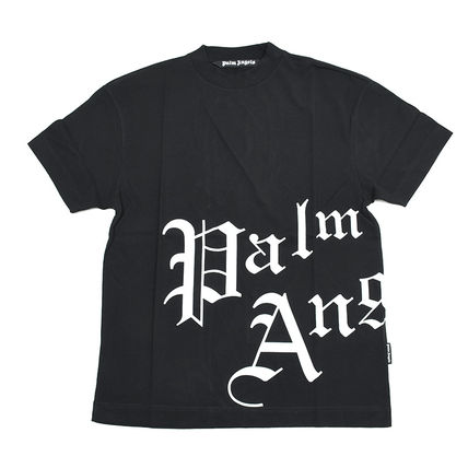 Palm Angels More T-Shirts Street Style Short Sleeves Logo T-Shirts