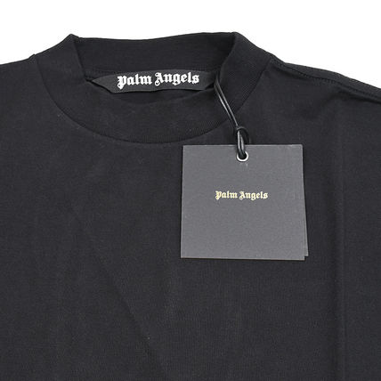 Palm Angels More T-Shirts Street Style Short Sleeves Logo T-Shirts 3