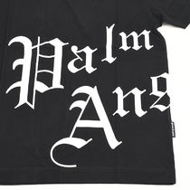 Palm Angels More T-Shirts Street Style Short Sleeves Logo T-Shirts 4