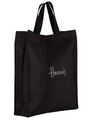 Limited Edition Harrods Bag with Swarovski Crystals (M)