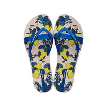 IPANEMA Tropical Patterns Casual Style Flip Flops PVC Clothing