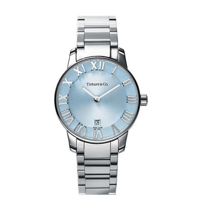 Tiffany & Co THE ATLAS Quartz Watches Jewelry Watches Stainless Elegant Style