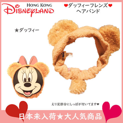 Disney Casual Style Hair Accessories