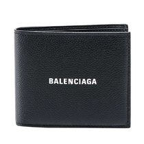 BALENCIAGA Plain Folding Wallets