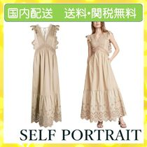SELF PORTRAIT Casual Style Maxi Party Style Elegant Style Formal Style