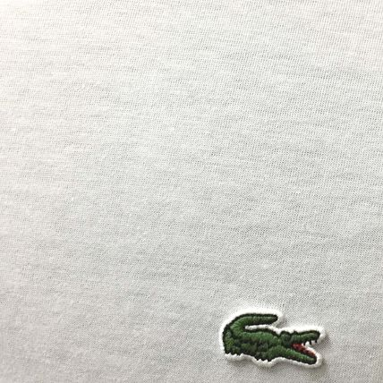LACOSTE Henry Neck Cotton Henley T-Shirts