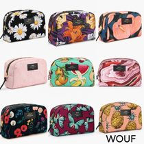 WOUF Tropical Patterns Canvas Other Animal Patterns