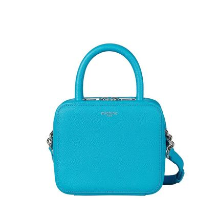 Casual Style Calfskin Crossbody Shoulder Bags