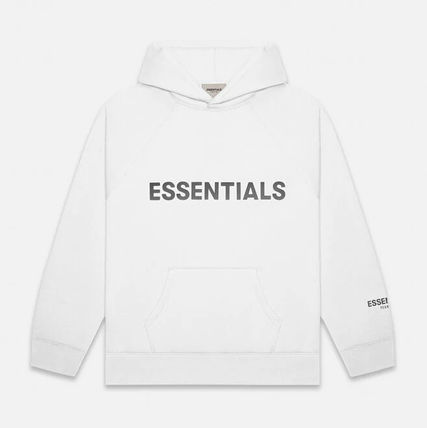 FEAR OF GOD Hoodies Pullovers Unisex Sweat Street Style Long Sleeves Plain 2
